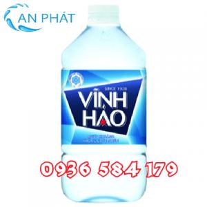 Cung cấp nước uống đóng chai Vĩnh Hảo