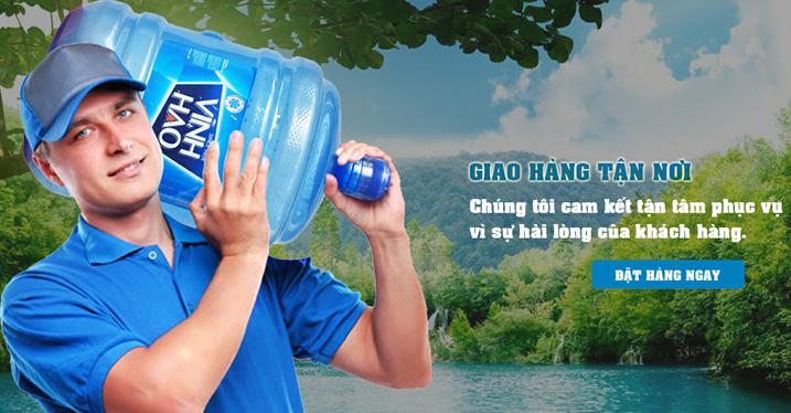 Dịch vụ đổi nước uống bình 20l gần đây nhất