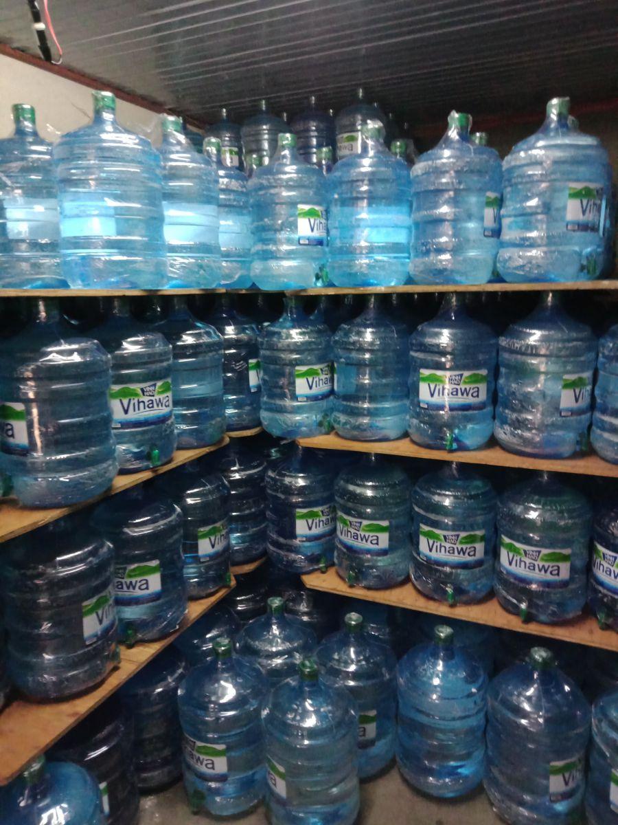 Đại lý cung cấp nước uống bình Vihawa giá rẻ tại HCM