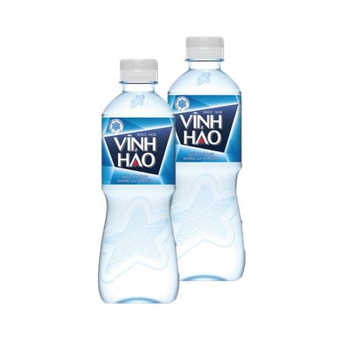 Nước suối Vĩnh Hảo 500ml thùng 24 chai giá cả phải chăng tại An Phát