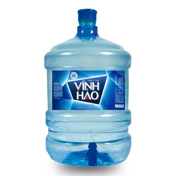 Nước uống bình Vĩnh Hảo 20 lít chất lượng có tại An Phát