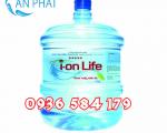 Dịch vụ nước uống đóng bình giá rẻ tại tphcm
