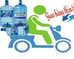 Đặt nước uống online giao nhanh giá rẻ uy tín
