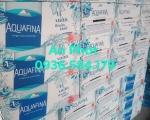 Đặt nước uống aquafina 350ml, 500ml, 5l tại quận Bình Thạnh